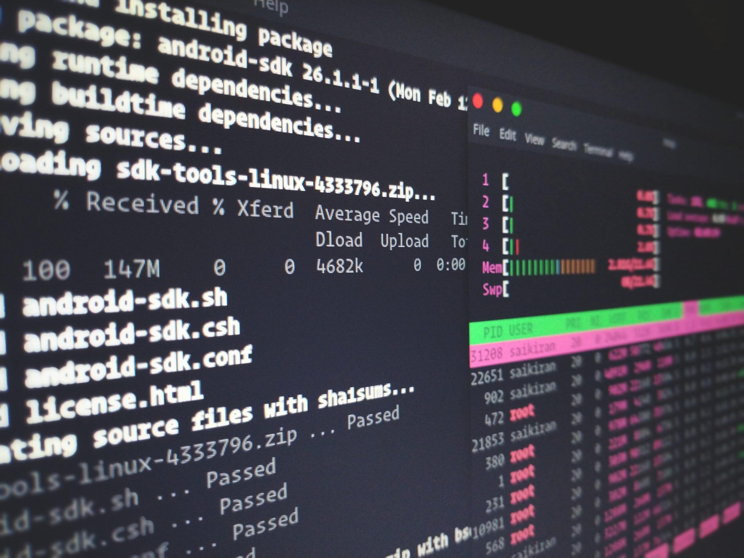 dado-cloud-linux-terminal